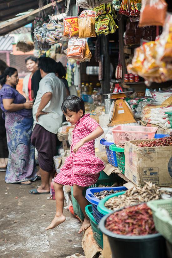 Holiday In Burma0810 Holiday Travels In Myawaddy, Burma