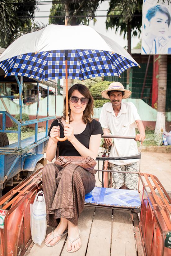 Holiday In Burma0813 Holiday Travels In Myawaddy, Burma