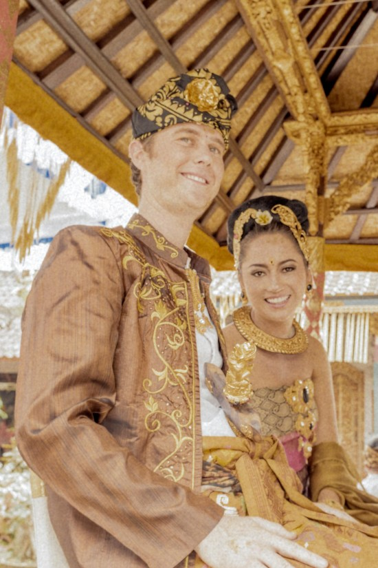 Our Balinese Blessings