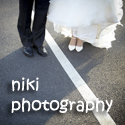 Niki Photography Weddings Banner