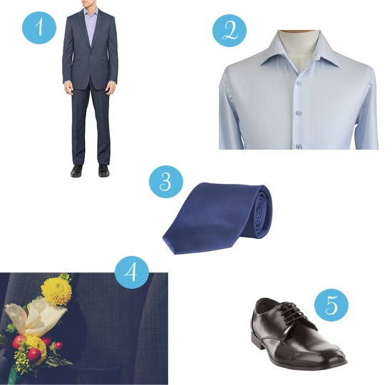 Relaxed Backyard Groom Style Get The Groom Style Relaxed Surprise Wedding