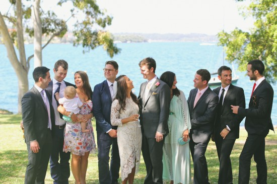 SG WEB 3541 550x366 Sophia & Gregs Intimate Sydney Wedding