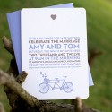 Vintage Style Bicycle Wedding Invitations1 125x125 Friday Roundup