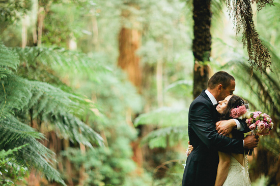 australian forest wedding007 Inspired Words Claire