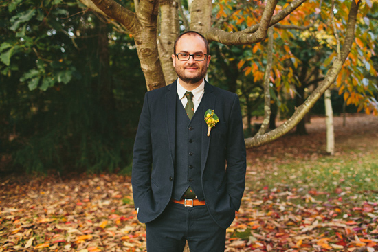 autumn groom style0043 Get The Groom Style Vintage Rustic