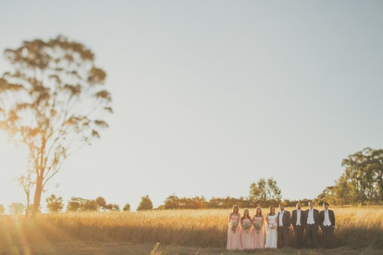 carla iain 433 550x366 Carla & Iains Classic Rustic Hunter Valley Weekend Wedding