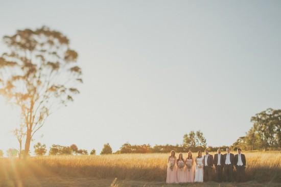 carla iain 433 550x366 Carla & Iains Classic Rustic Hunter Valley Weekend Wedding