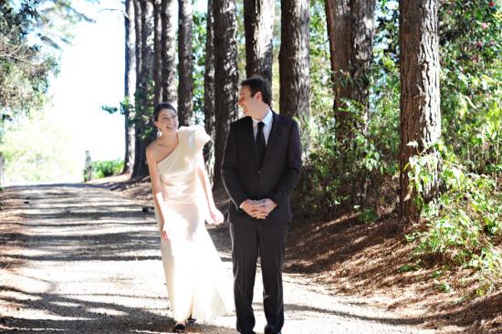 chic flaxton gardens wedding008