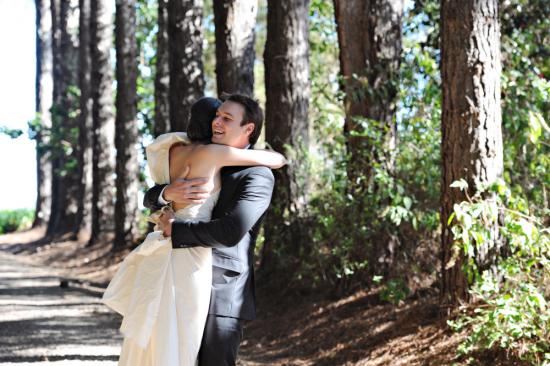 chic flaxton gardens wedding009