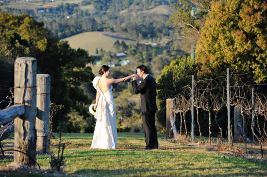 chic flaxton gardens wedding032