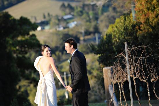 chic flaxton gardens wedding033