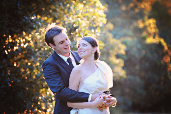 chic flaxton gardens wedding039