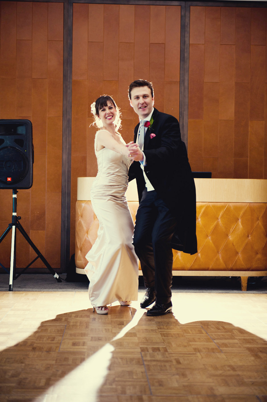 choreographed first wedding dance001 Inspired Memories Fintan