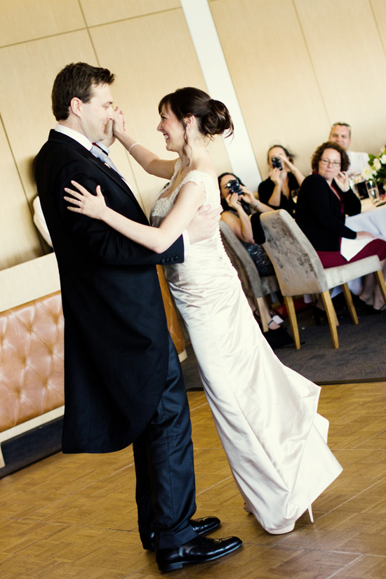 choreographed first wedding dance002 Inspired Memories Fintan