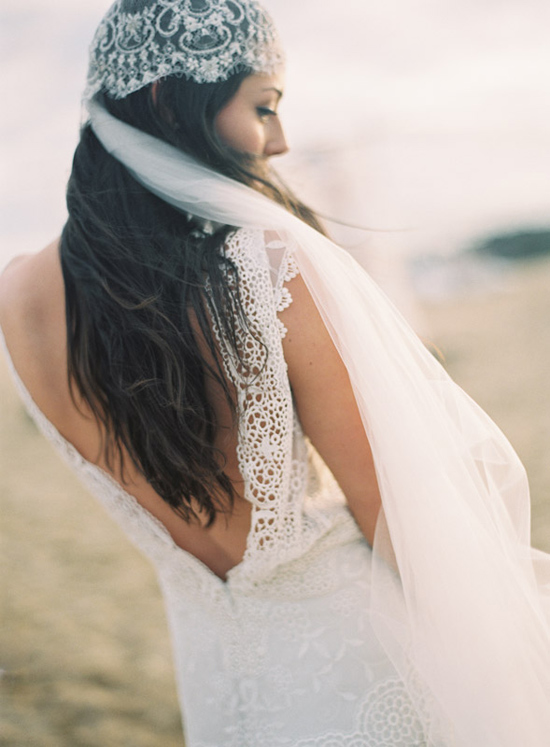 elopement inspiration from intique and co008 Gorgeous Gowns Just Us Two From Intique & Co
