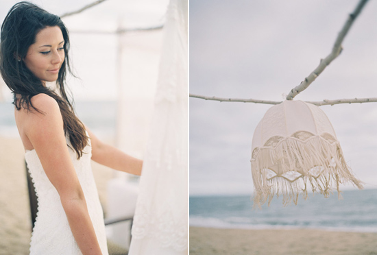 elopement inspiration from intique and co016 Gorgeous Gowns Just Us Two From Intique & Co