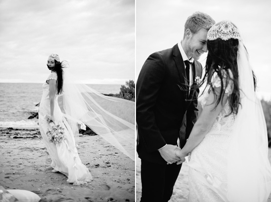 elopement inspiration from intique and co021 Gorgeous Gowns Just Us Two From Intique & Co