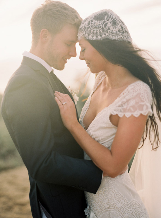 elopement inspiration from intique and co039 Gorgeous Gowns Just Us Two From Intique & Co