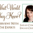 expert interview sarah cummings engage celebrants1 125x125 Friday Roundup