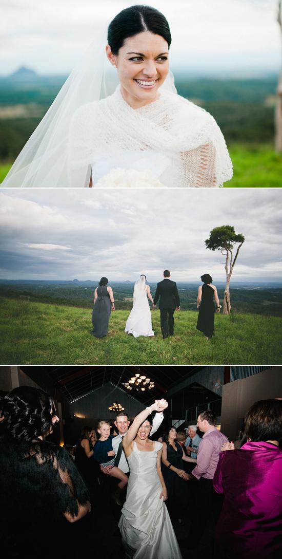 glen fiona sunshine coast wedding photographers