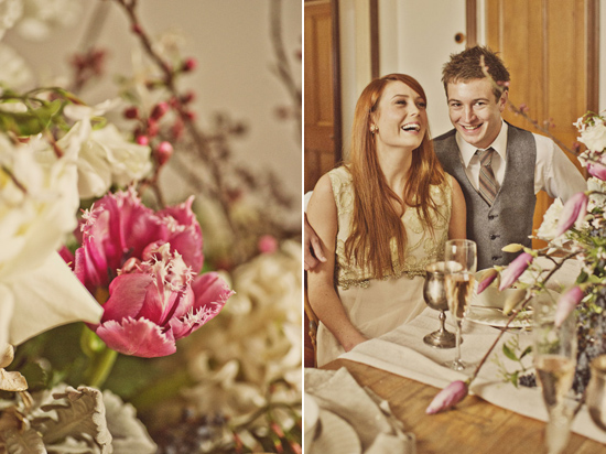 intimate wedding inspiration012 Simple Young Love Intimate Wedding Inspiration