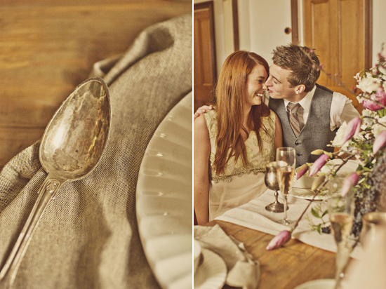 intimate wedding inspiration013 Simple Young Love Intimate Wedding Inspiration