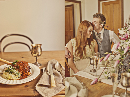 intimate wedding inspiration021 Simple Young Love Intimate Wedding Inspiration