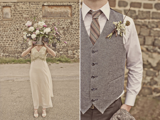 intimate wedding inspiration027 Simple Young Love Intimate Wedding Inspiration
