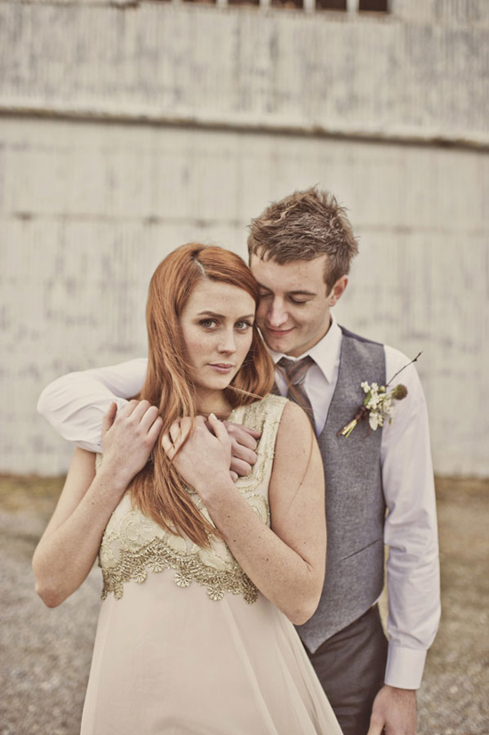 intimate wedding inspiration038 Simple Young Love Intimate Wedding Inspiration