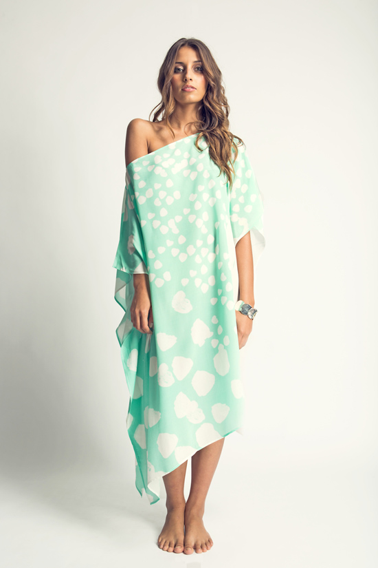 luxury honeymoon wear samantha farrugia001 Samantha Farrugia Hidden Paradise Collection