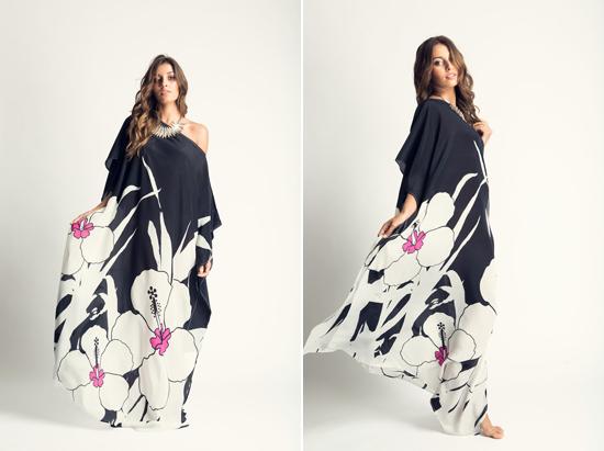 luxury honeymoon wear samantha farrugia002 Samantha Farrugia Hidden Paradise Collection