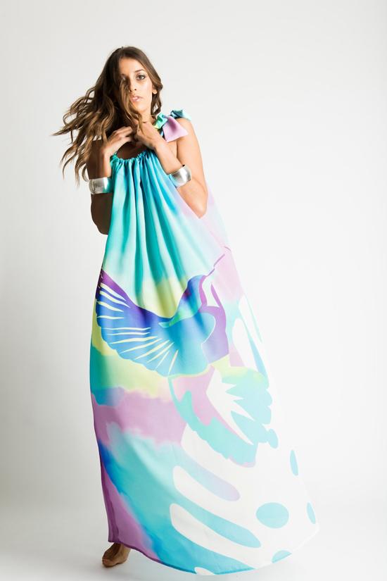luxury honeymoon wear samantha farrugia006 Samantha Farrugia Hidden Paradise Collection