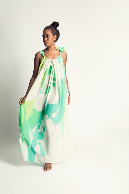 luxury honeymoon wear samantha farrugia008 Samantha Farrugia Hidden Paradise Collection