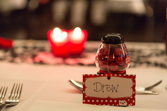 retro polka dot wedding057