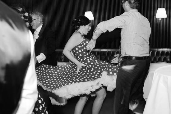 retro polka dot wedding066