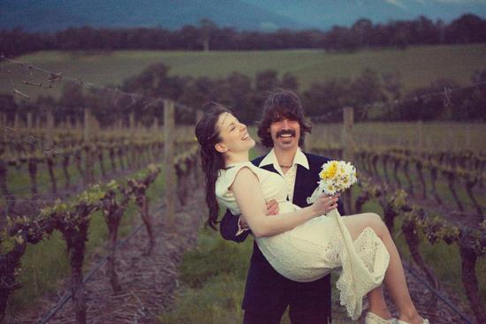 sixties inspired wedding038