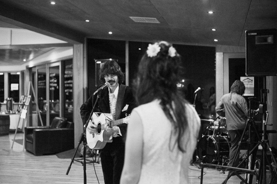 sixties inspired wedding053 Sivan and Todds Sixties Inspired Wedding
