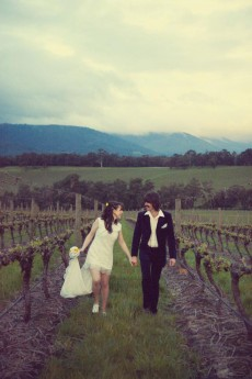 sixties inspired wedding058