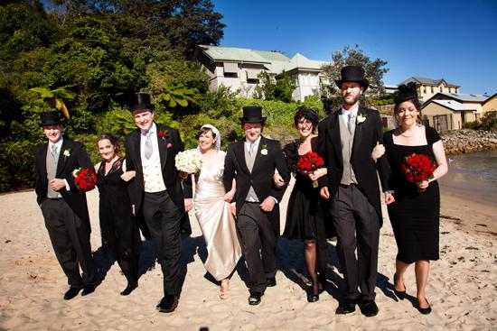 sydney top hat groom style005 Groom Style Fintan