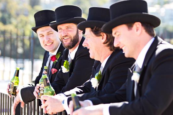sydney top hat groom style007 Groom Style Fintan