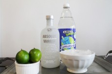 vanilla vodka and lime easy party drink0953