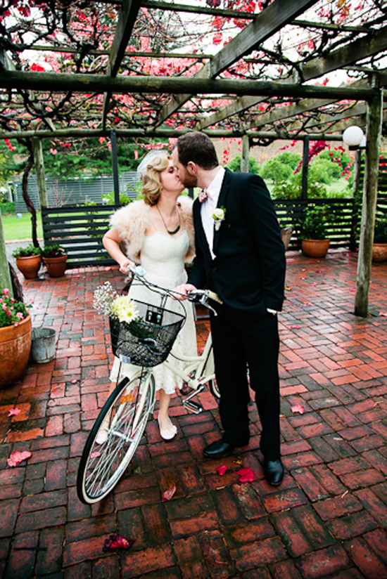 vintage handmade wedding024 Megan and Aarons Handmade Vintage Wedding