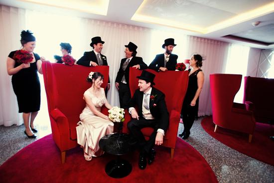 vintage sydney wedding004 Inspired Words Sara