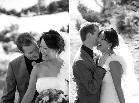 waterside shark island sydney wedding Bess and Mitchs Orange & Pink Shark Island Sydney Wedding
