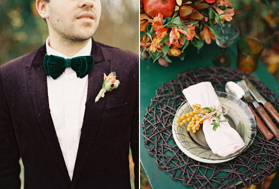 whimsical fall wedding inspiration003