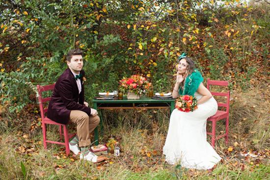 whimsical fall wedding inspiration006