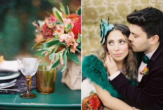 whimsical fall wedding inspiration012 Whimsical Autumn Wedding Inspiration