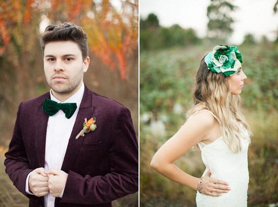 whimsical fall wedding inspiration014 Whimsical Autumn Wedding Inspiration