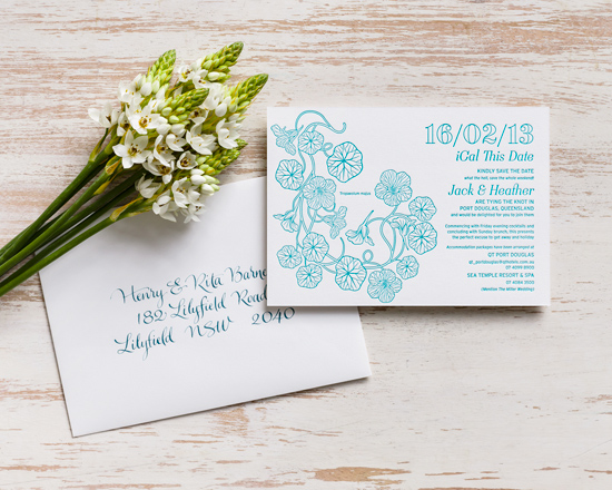 zed and bee wedding stationery collection008 Zed & Bee Wedding Stationery Collection