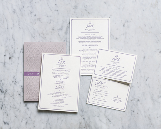 zed and bee wedding stationery collection010